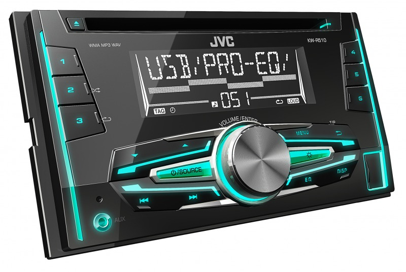 CD=MP3 és USB autórádiók 2 DIN méretben