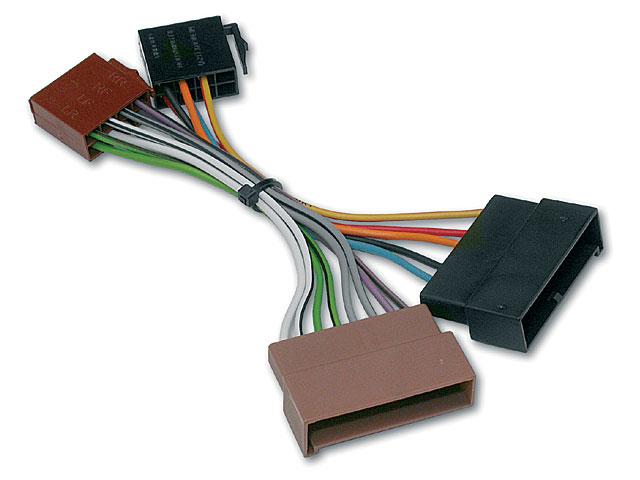 ISO-FORD csatlakozó autórádió beszereléshez