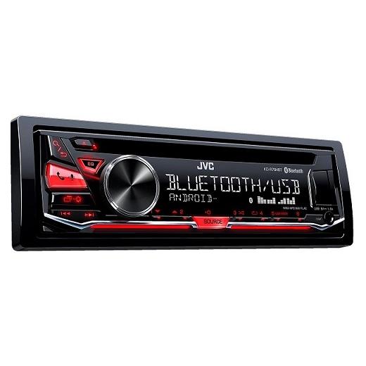 JVC KD-R784 BT Bluetoothos USB-s CD/MP3 autórádió képe