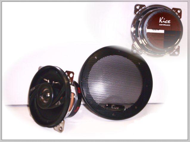 KICX STC-402 100mm hangszóró képe