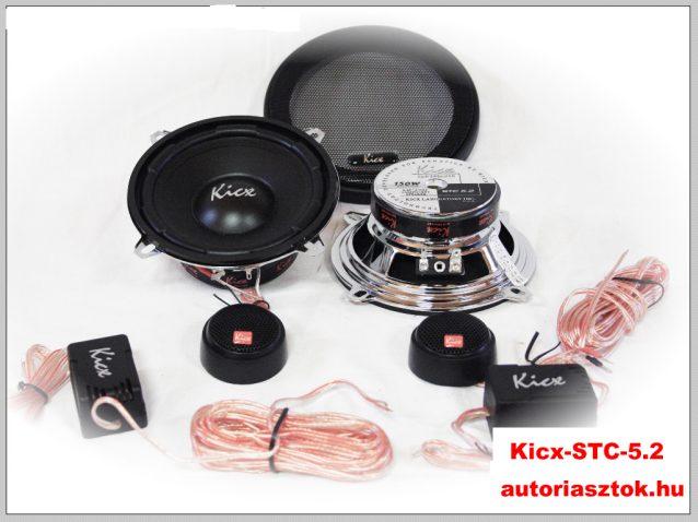KICX STC-5.2 130mm hangsz�r� szett k�pe