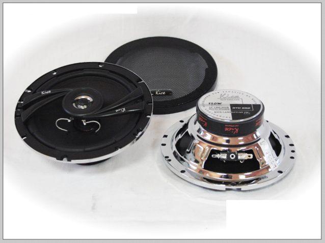 KICX STC-652 165mm hangsz�r� k�pe