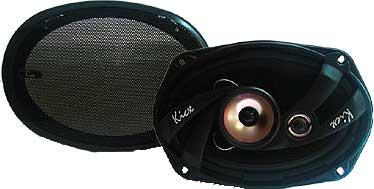 KICX STC-693 6'x 9' coll nagy ovál hangszóró képe