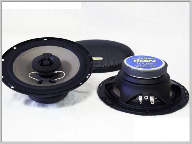 Titan 165mm hangsz�r� k�pe