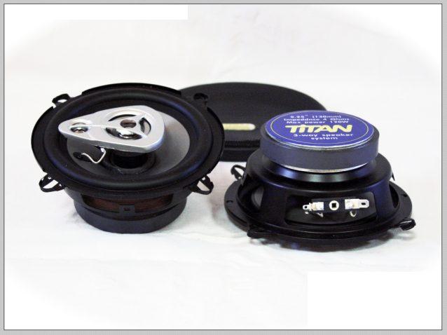 Titan 130mm hangsz�r� k�pe