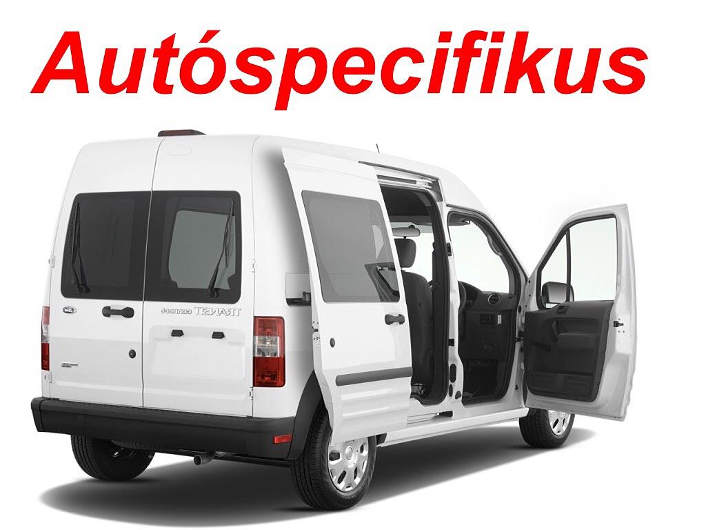 Autóspecifikus tolóajtós kisteherautó központizár készletek