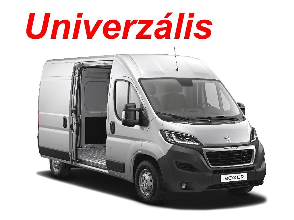 Univerzális tolóajtós kisteherautó központizár készletek