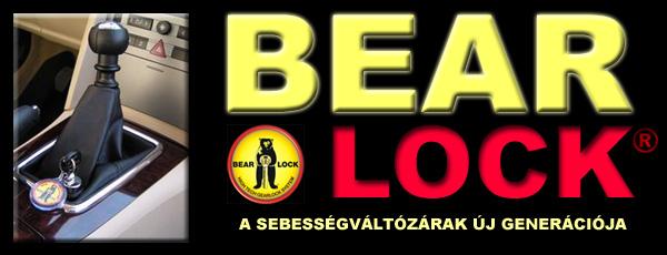 Bearlock váltózár logo