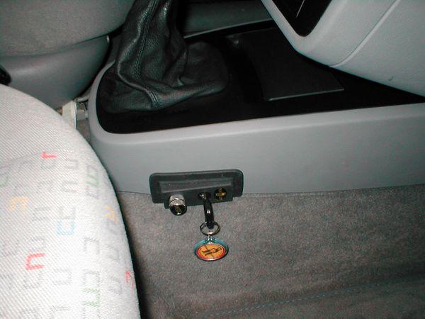 VW Sharanba bearlock váltózár beszerelés