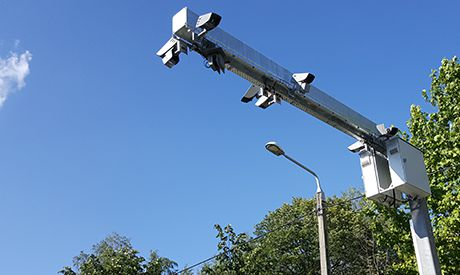 Kiyo GPS-800 gps detektor, traffipax védelem!