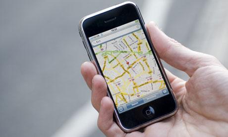RFIDA-20 GSM Autóriasztó térképen mutatja hol az autónk
