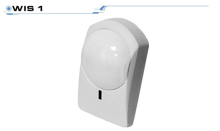 SPAL rádiós infra mozgás érzékelő