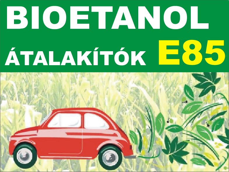 E85 Bioetanol talaktk
