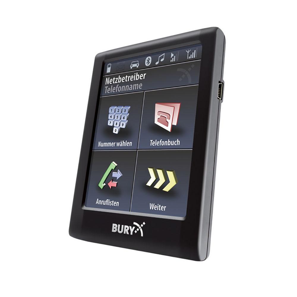 BURY CC-9056 PLUS bluetoothos kihangosító készlet kezelője!