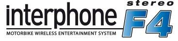 Interphone F4 SZTEREO Bluetoothos bukósisak kihangosító!