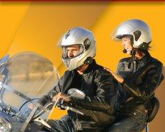 Bukósisak kihangosítók motoros + utas közötti beszélgetéssel!