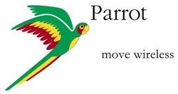 Parrot MKI-9200 bluetoothos kihangosító
