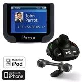 Parrot MKI-9200 bluetoothos kihangosító készlet képe!