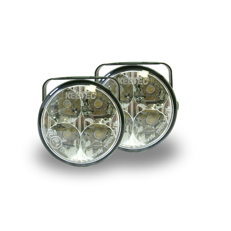 KTC-04 4 LEDES kerek menetfény képe