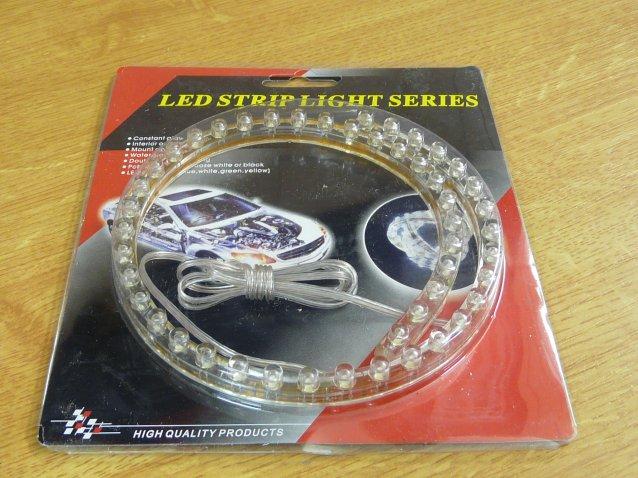 Felragasztható LED-es dekor csíkok!
