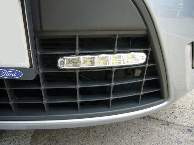 Ford Mondeo ledes nappali menetfény beszerelés!