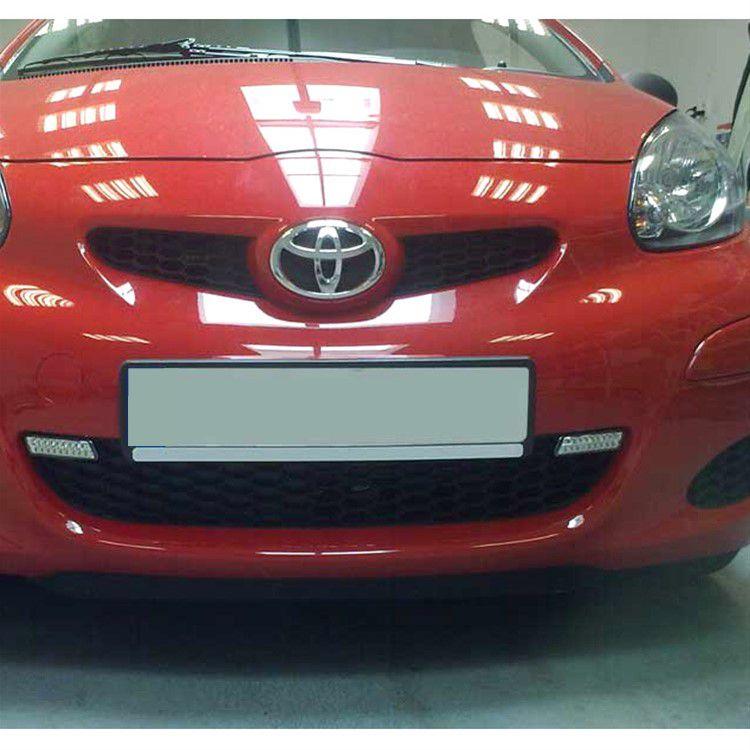 Toyota Aygo ledes nappali menetfény beszerelés!