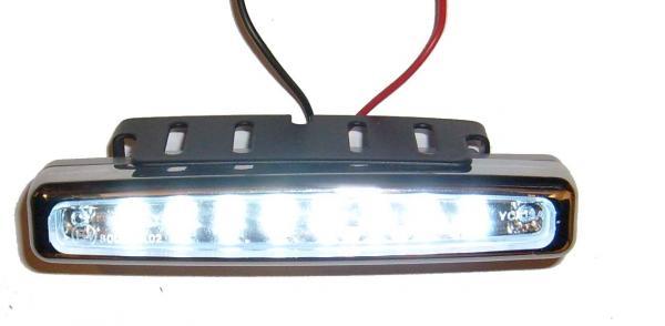 Utólag felszerelhető LED-es pozíció fények!