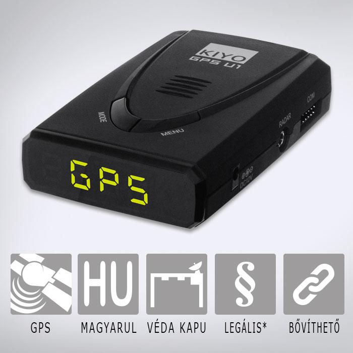 GPS Detektorok