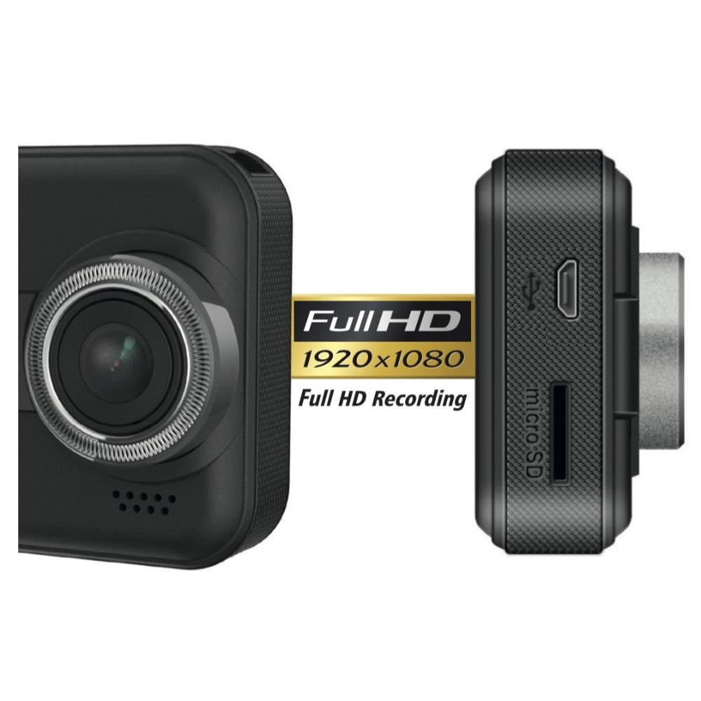 JVC GC-DRE10-S Full HD Wifis menetrögzítő kamera oldalról