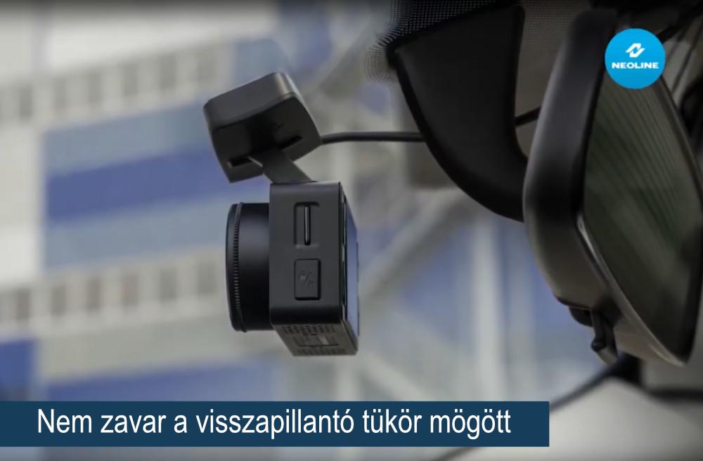 Menetrögzítő menetkamerák, fedélzeti kamerák