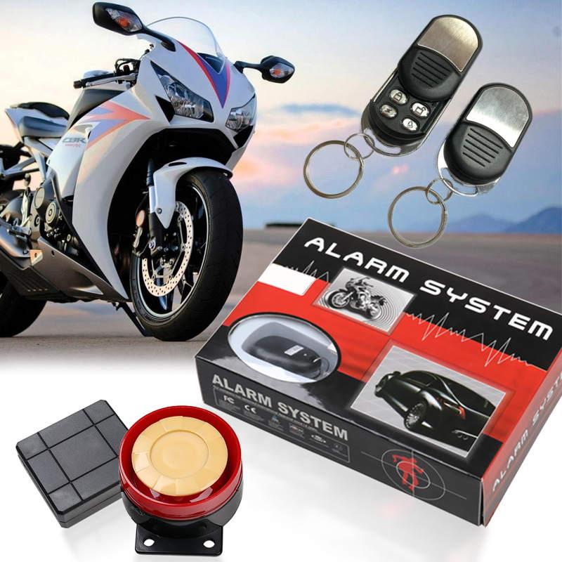 TH MOTO-01 Motorriasztó ütés/rezgés érzékelővel és távirányítós motorindítás funkcióval!