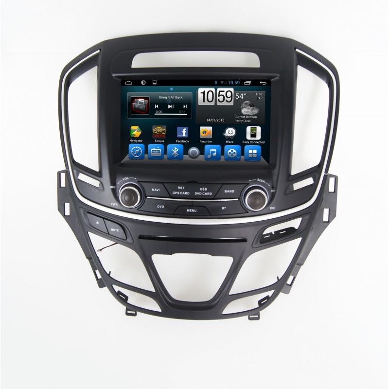 Autóspecifikus Navigációs Multimédiák