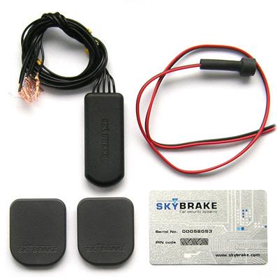 SKYBRAKE kártyás rablásgátló és indításgátló képe