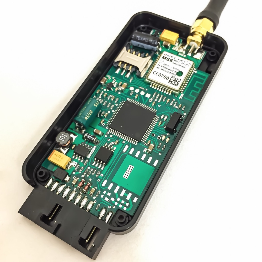 mp-45 telefonos GSM mobilhívó modul képe