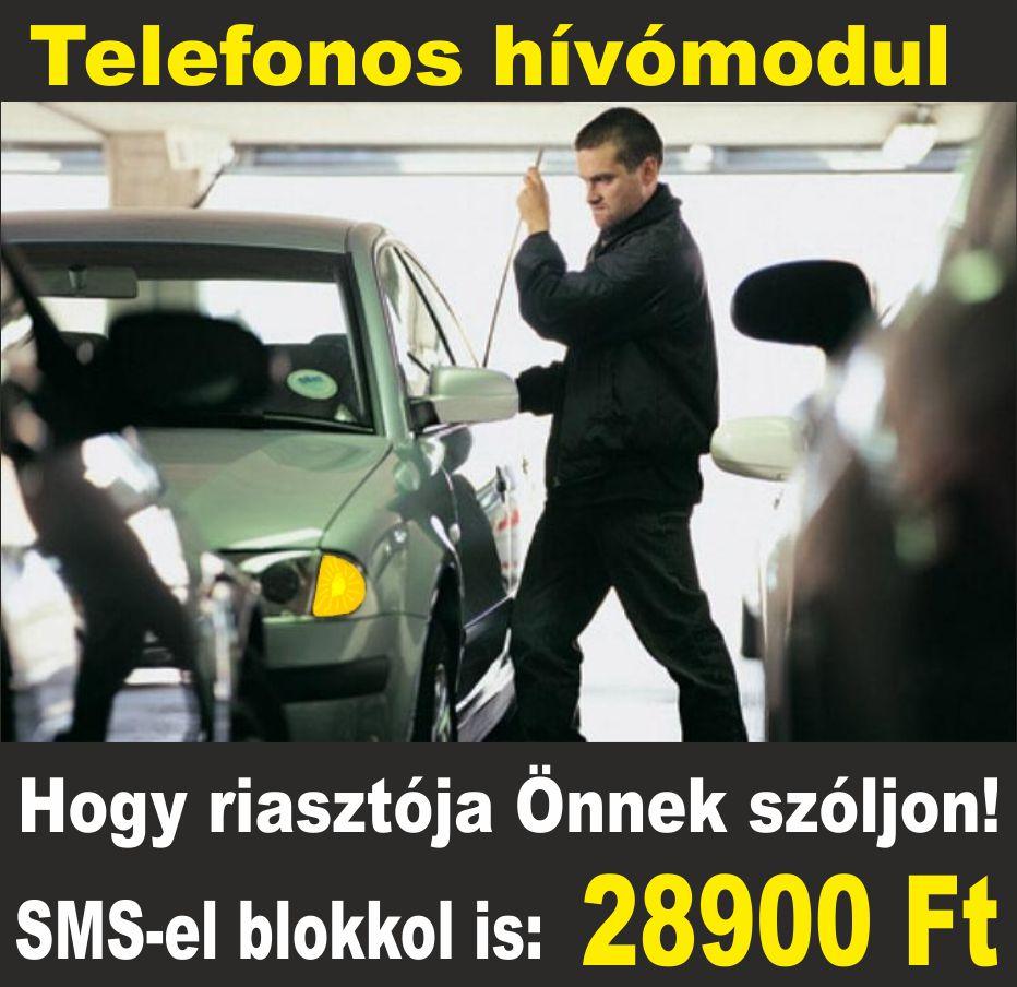RÁDIÓTELEFONOS HÍVÓMODULOK Beszerelve: 36900 Ft. Eladási ára: 29900 Ft.