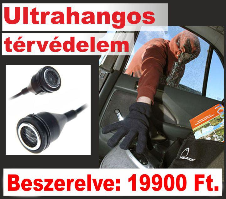 ULTRAHANGOS TÉRVÉDELEM Beszerelve: 6900 Ft. Eladási ára: 5500 Ft.