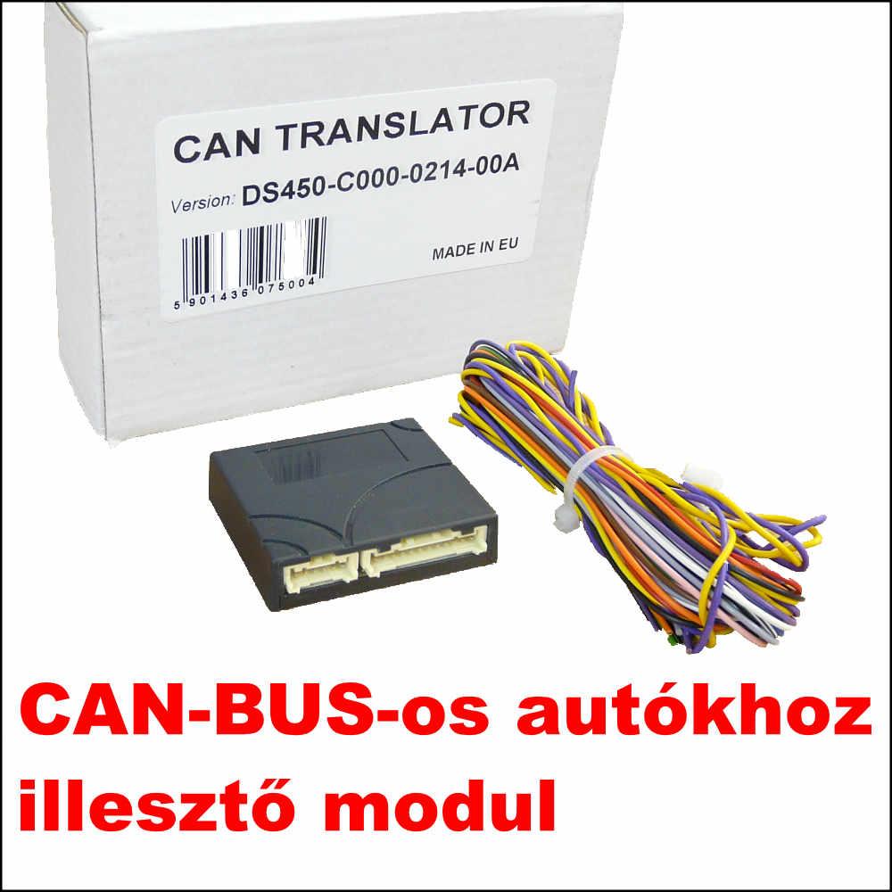 CAN-BUS illesztő modul képe