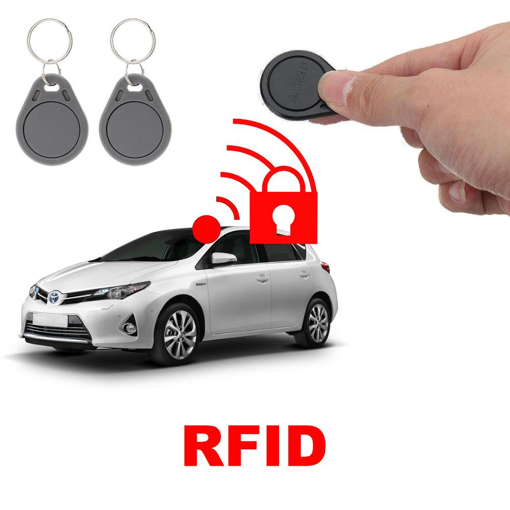 RFID Autóriasztó