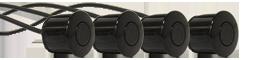 2616 4 szenzoros tolatóradar szenzoroknak a képe