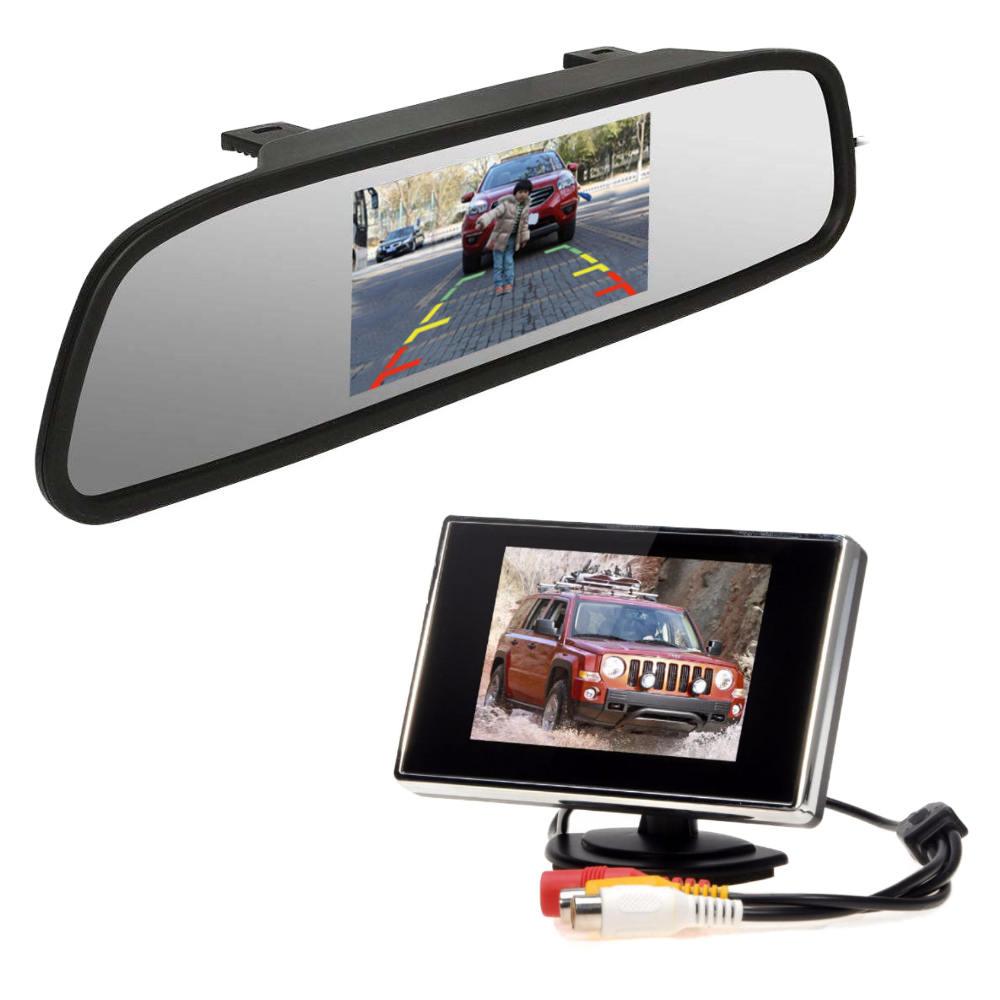 LCD monitorok tolatókamerákhoz