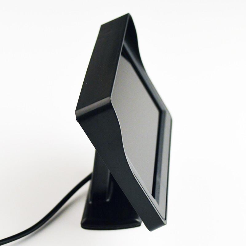 REDGUARD 3.5 collos felszerelhető LCD Monitor képe
