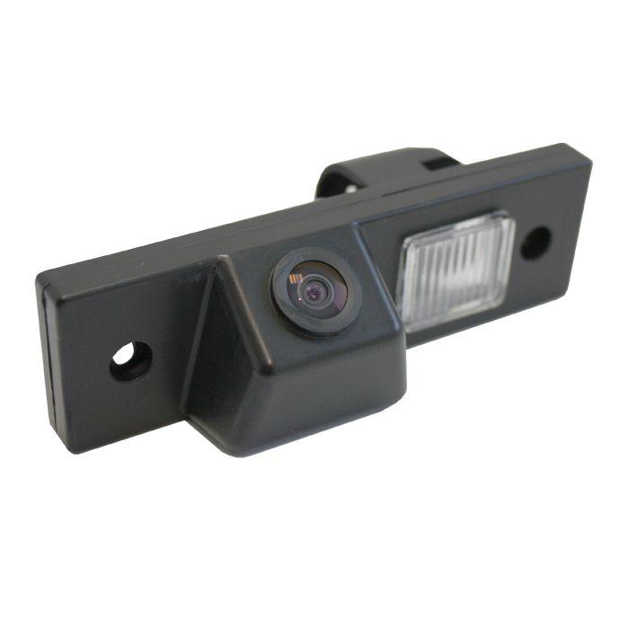 Rendszámvilágítás helyére szerelhető autóspecifikus tolatókamerák