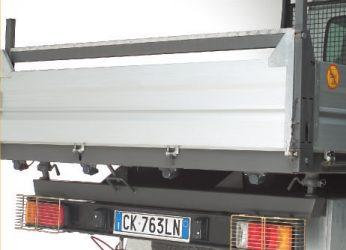 SPAL tolatóradar kijelzőjének a képe